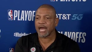 Doc Rivers Fights Tears On Jacob Blake, 'You Don't Need to Be Black to Be Mad'