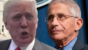 Donald Trump Extremely Pissed Off Dr. Fauci Getting All the COVID Credit