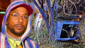 Cyhi the Prynce Crashed SUV After Allegedly Being Shot at in Atlanta