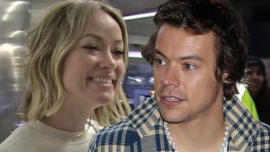 Olivia Wilde Praises Harry Styles for Championing Women in Hollywood