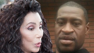Cher Apologizes for Saying She Could Have Saved George Floyd