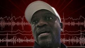 Akon's Car Stolen, 911 Operator Corrects Him Multiple Times