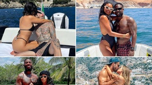 Hot Celebrity Couple Bods -- Labor Of Love!