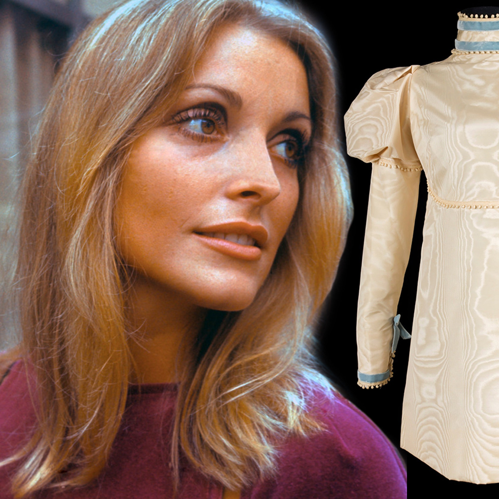 Sharon Tate's Wedding Dress Now at Zak Bagans' Haunted Museum