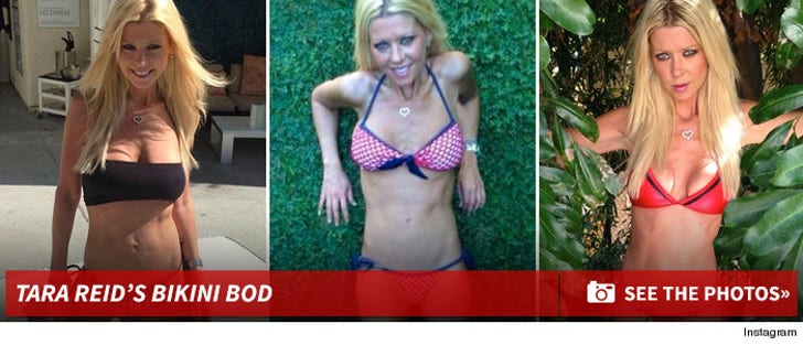 Tara Reid's Bikini Bod
