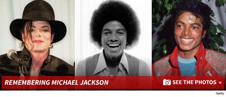 Michael Jackson -- Through the Years