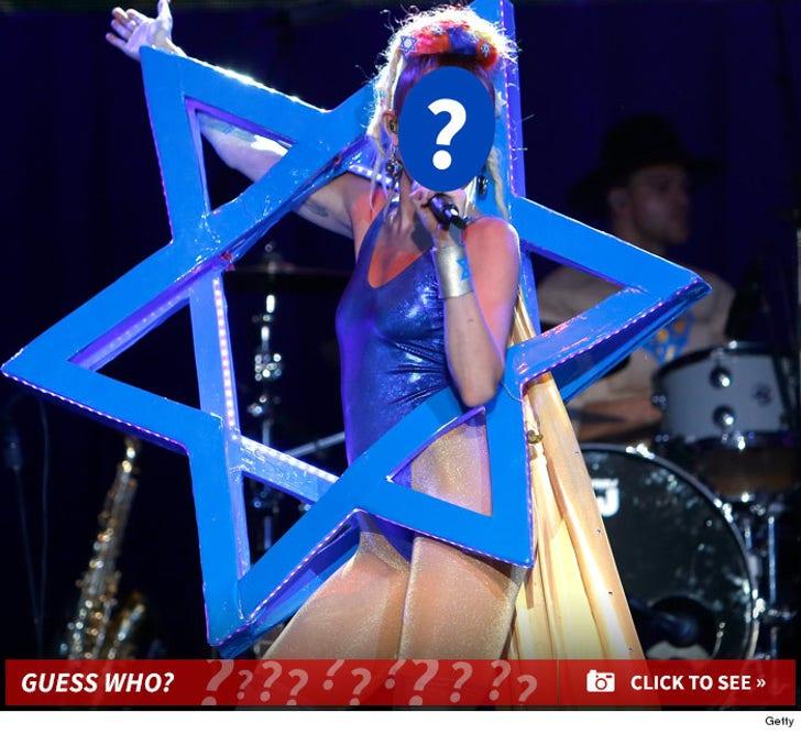 Miley Cyrus -- Happy Hannukah Ya'll!