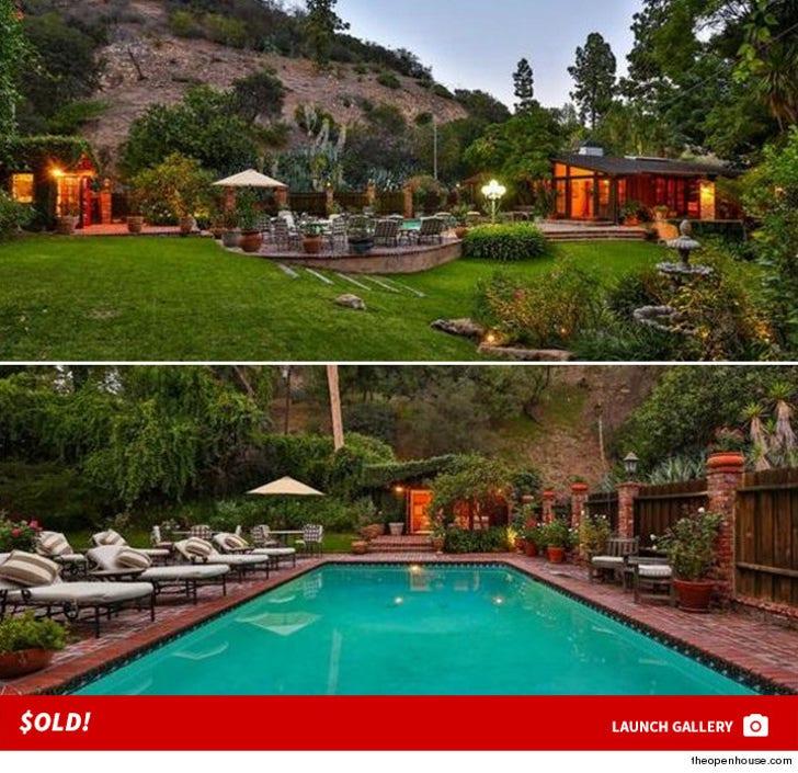Nicollette Sheridan's Bel Air Home -- $OLD!