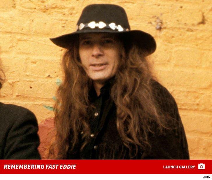 Remembering Fast Eddie