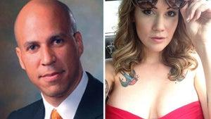 Mayor Cory Booker -- Tweeting a Stripper Ain't a Crime