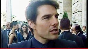 Tom Cruise Settles $50 Million Libel Lawsuit Over 'Abandoned' Suri