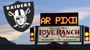 Nevada Brothel To Oakland Raiders -- Move To Vegas ... And Bang For 1/2 Price