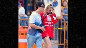Joe Jonas Consoles Sophie Turner On His Birthday in New York City