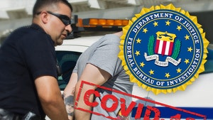 FBI Arrests Actor Keith Middlebrook for Selling Phony Coronavirus Cure