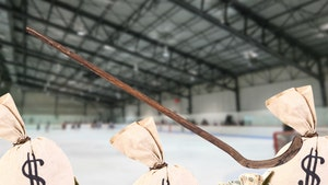 170-Yr.-Old Hockey Stick Reportedly Worth $3.5 Million Hits Auction Block