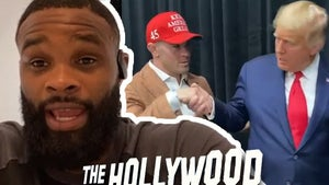 Tyron Woodley Says Colby Covington Is a Total Fraud, Political Schtick Is an Act