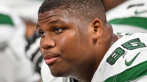 NY Jets Quinnen Williams' Charges Dropped From Gun At Airport Arrest