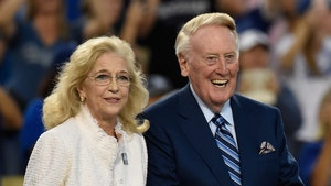 Vin Scully's Wife Sandi Dies at 76, Dodgers Pay Tribute