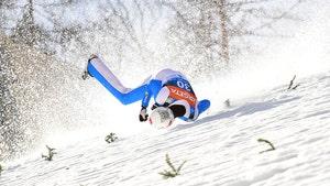 Pro Ski Jumper Daniel-Andre Tande Seriously Injured In Horrific Crash Caught On Video