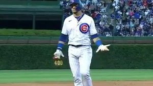 Cubs' Javier Baez Embarrassingly Forgets Outs In Inning, Benched Over Gaffe