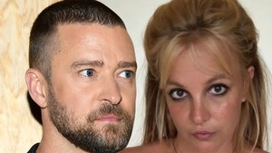 Justin Timberlake Says Let Britney Spears 'Live However She Wants'