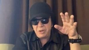 KISS' Paul Stanley Felt Tired, Lost Voice with COVID-19 Says Gene Simmons