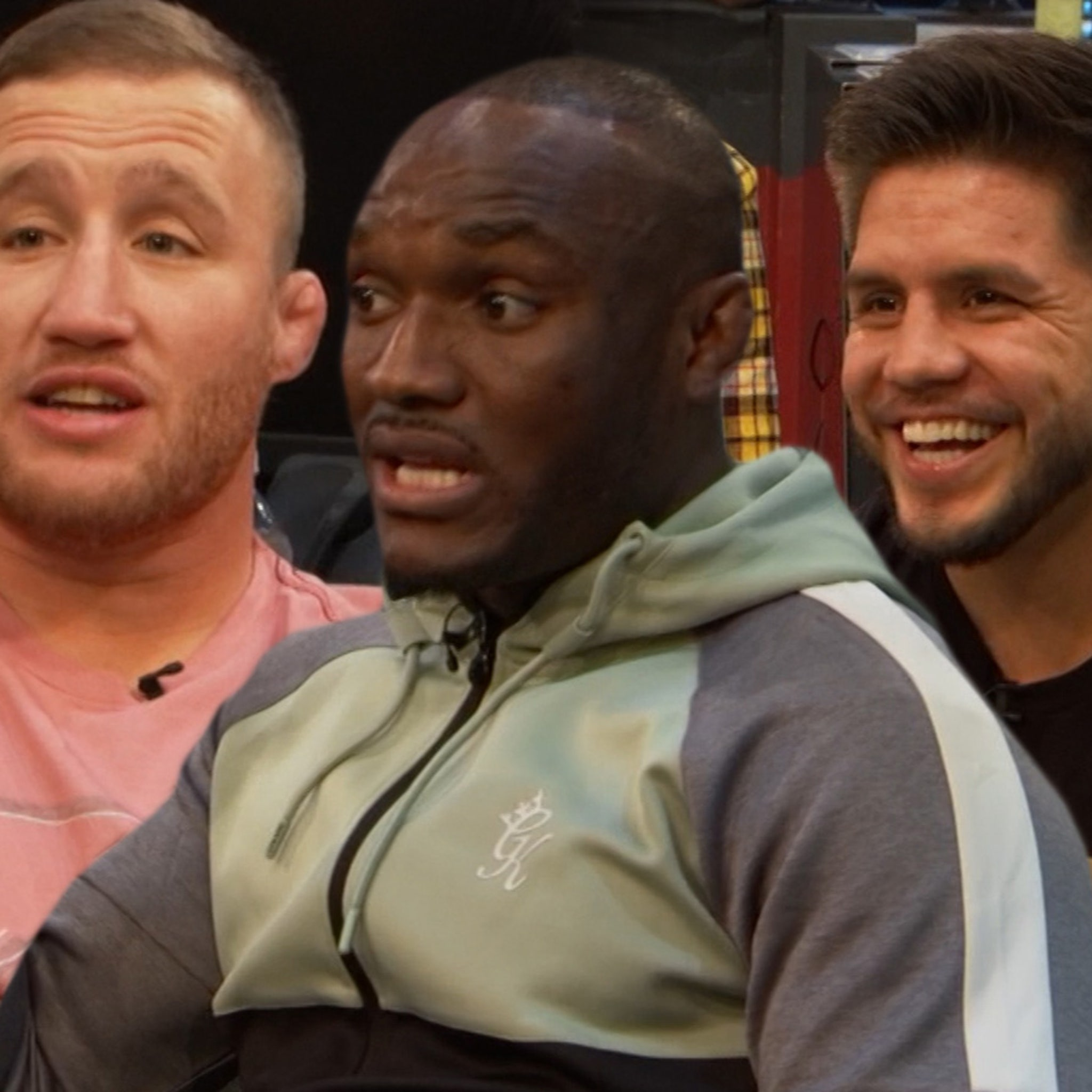 5 UFC Stars Tell Real Life Street Fight Stories, 'I Know I Can Kill Somebody'