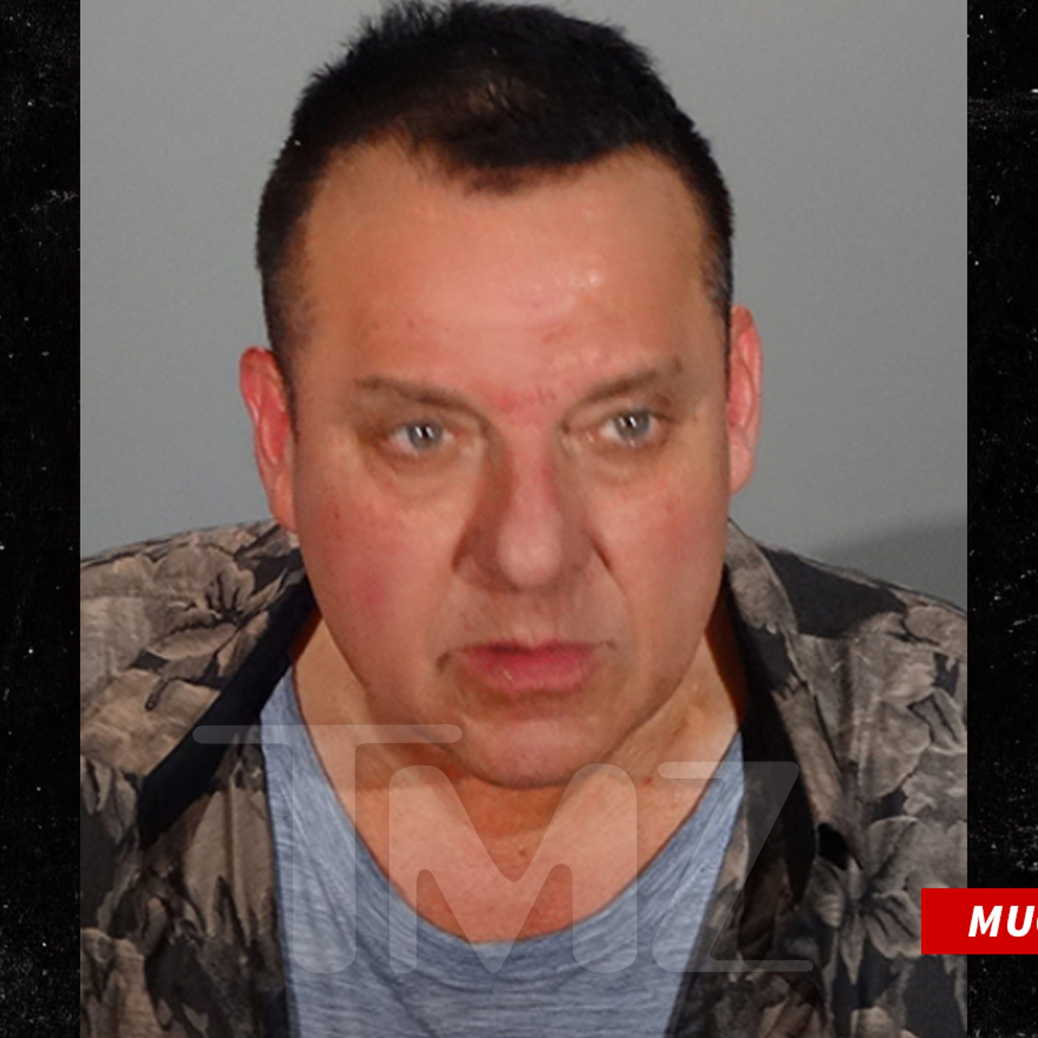 Tom Sizemore Busted for DUI and Drug Possession