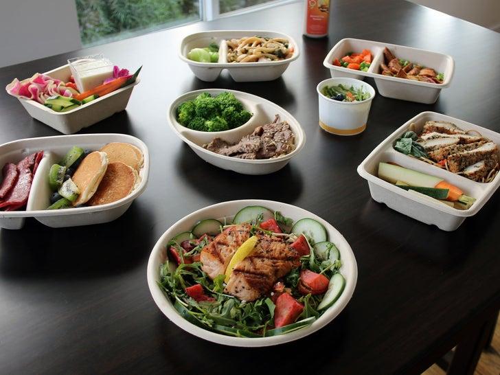 Nutrifit's Healthy Meals
