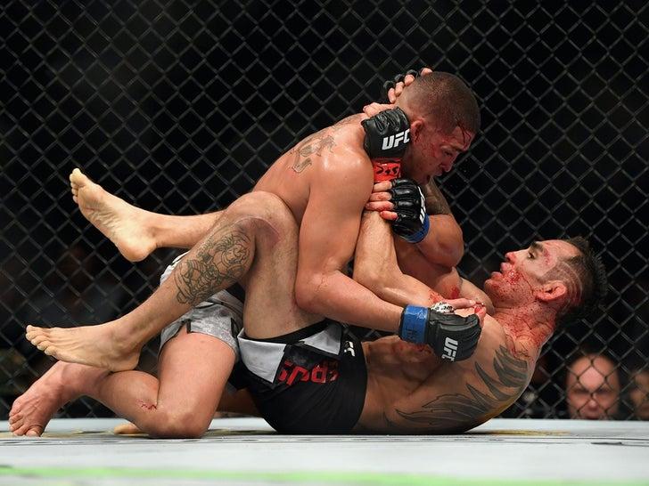 Tony Ferguson Fight Photos