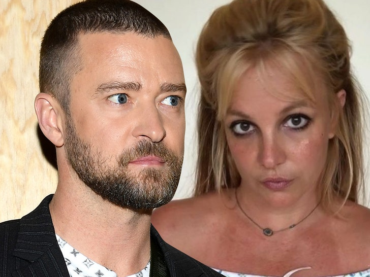 Justin Timberlake tweets support for Britney Spears