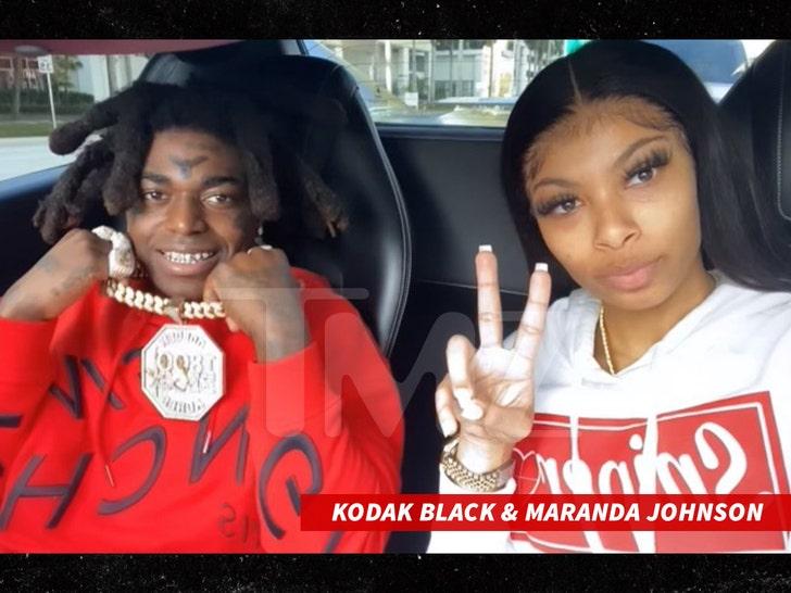 Maranda Johnson Kodak Black