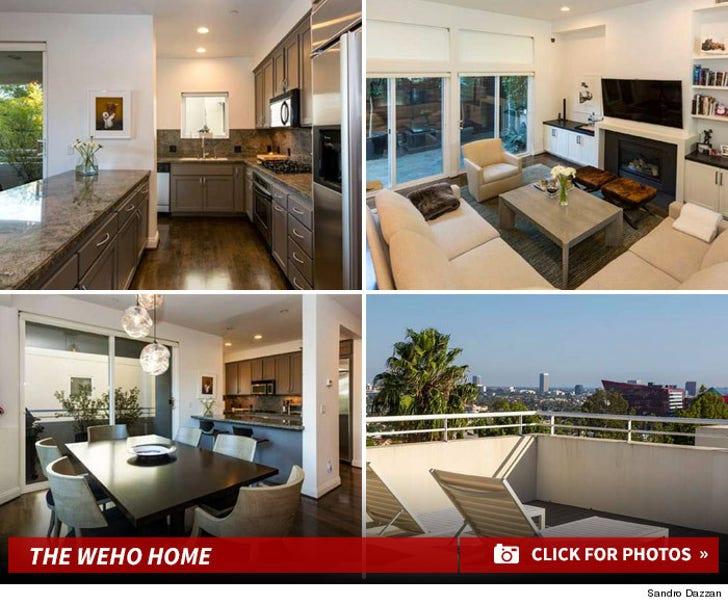 Cody Simpson's Weho Home