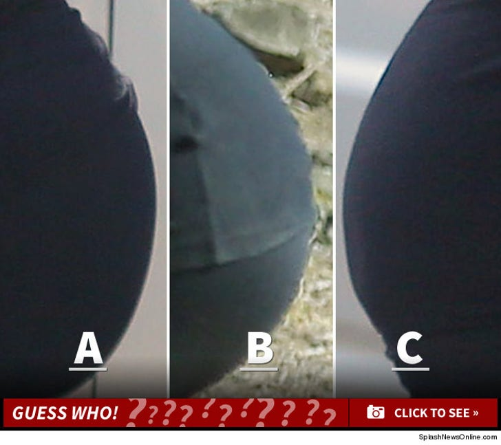 Guess The Kardashian Curves
