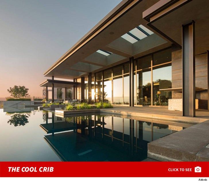 Justin Bieber's Los Altos Home