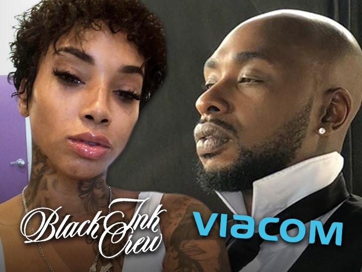Black Ink Stars And Viacom Sued For Filming At Rented Crib