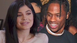 Kylie Jenner and Travis Scott Coparenting and On Great Terms