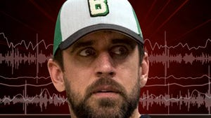 Aaron Rodgers Compares Coronavirus Quarantine To 'House Arrest'