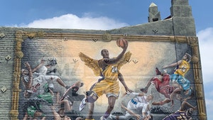 HBO Orders Immediate Removal Of Billboard Covering Kobe Bryant Mural