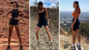 Hiking Hotties Socially Distancing