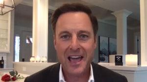Chris Harrison Gave Dodgers Advance Screening of New 'Bachelorette' Debut