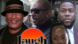 Eddie Murphy, Kevin Hart, Tiffany Haddish Invited to Paul Mooney Laugh Factory Tribute