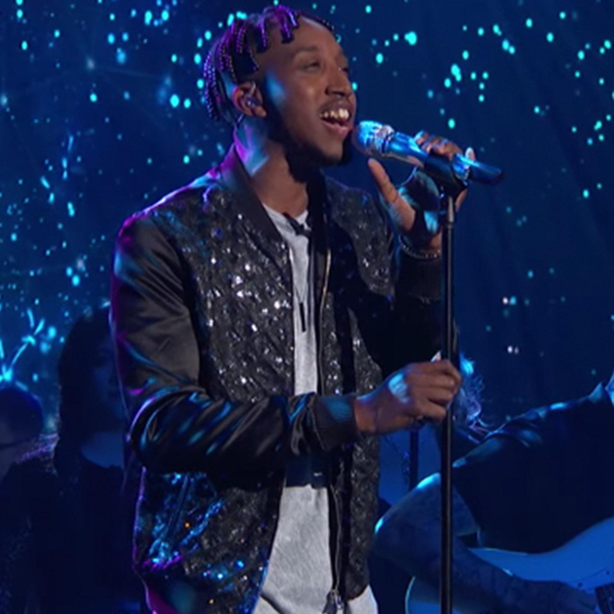 American Idol' Contestant Dennis Lorenzo Says He Got Screwed by
