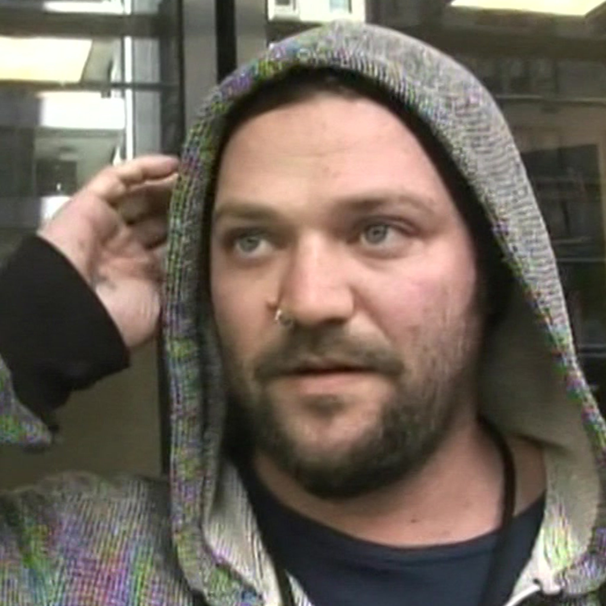 Bam Margera's Probation Could Be Revoked Due to Trespassing Charge