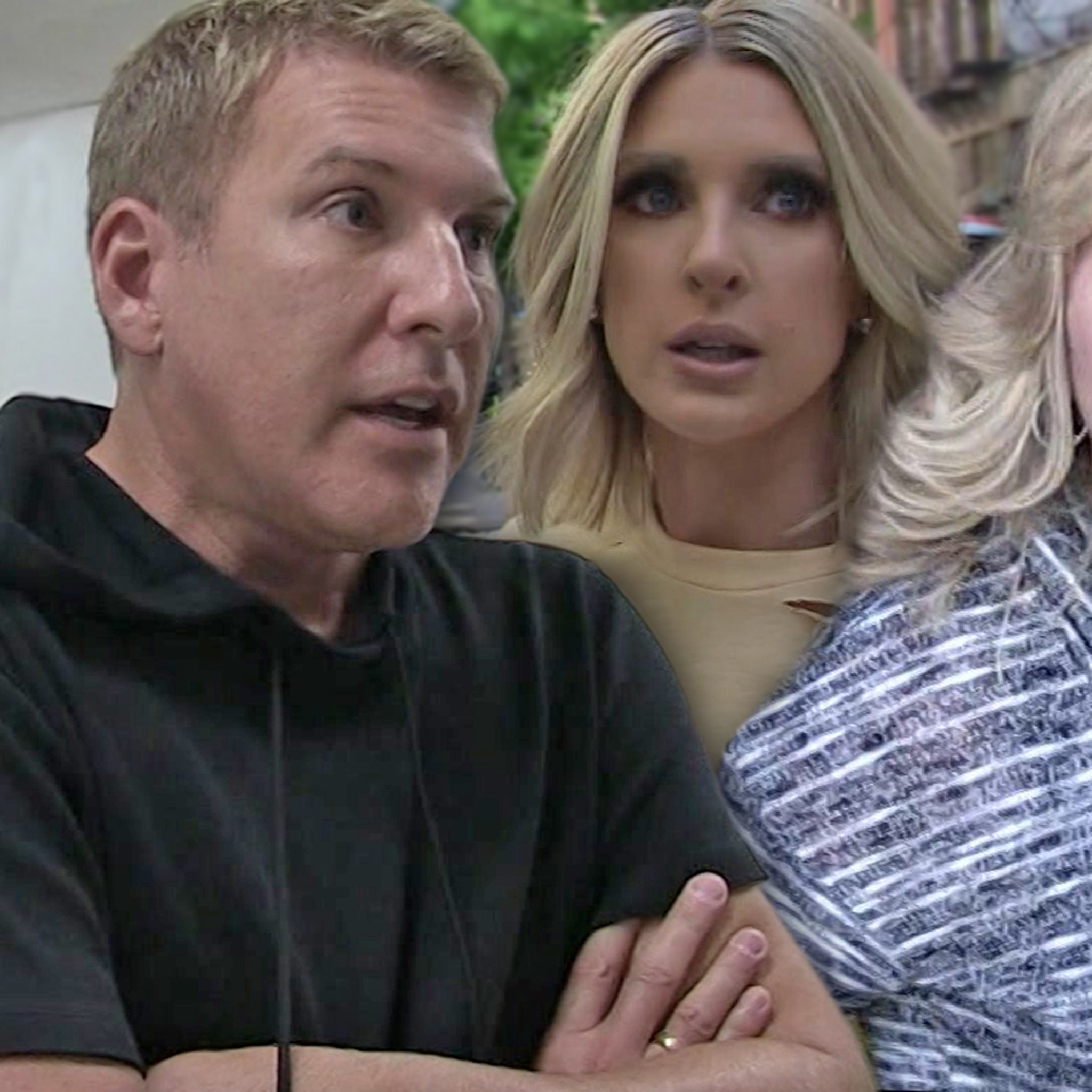 what does todd chrisley do for work