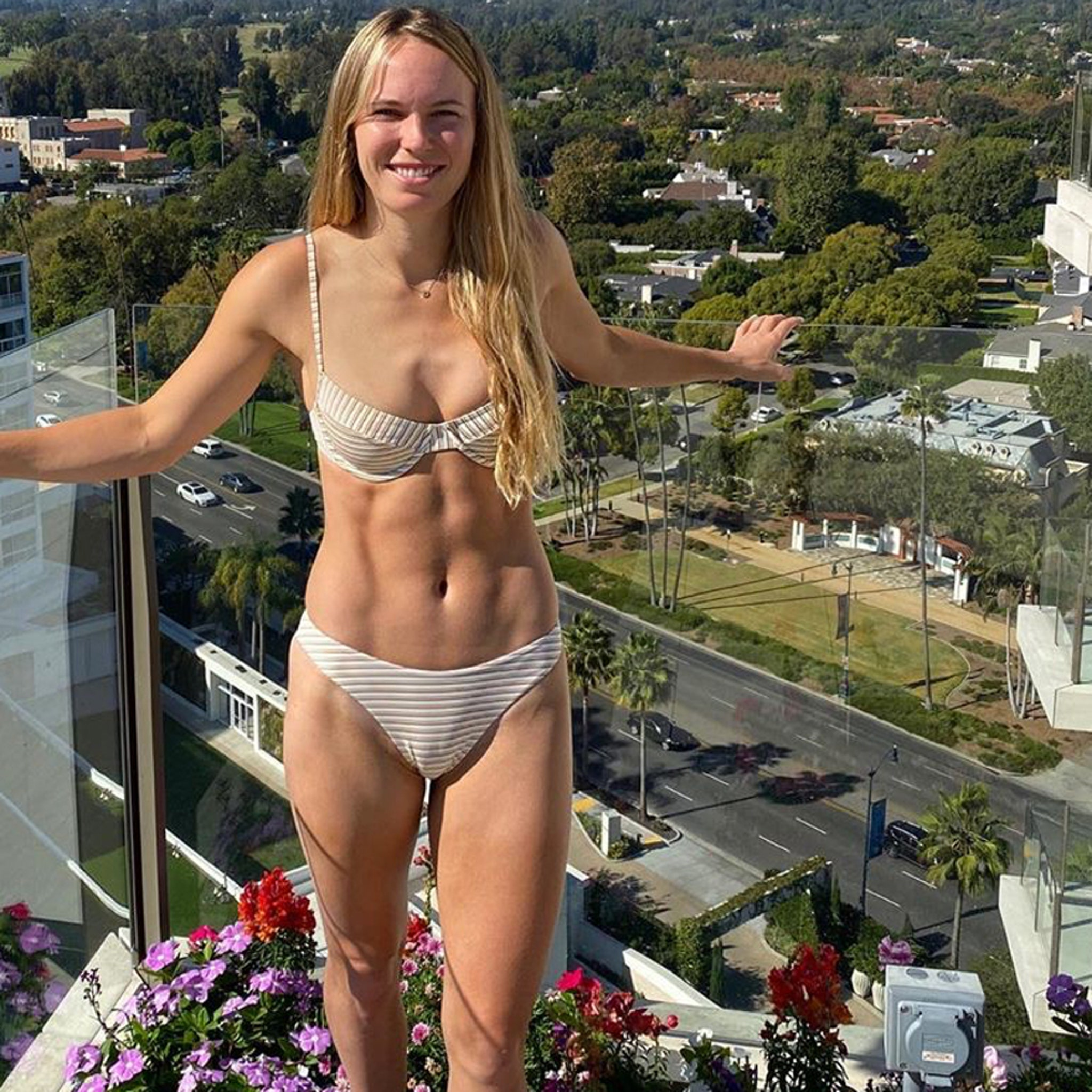 Caroline Wozniacki Is Ripped to Shreds In New Bikini Pic