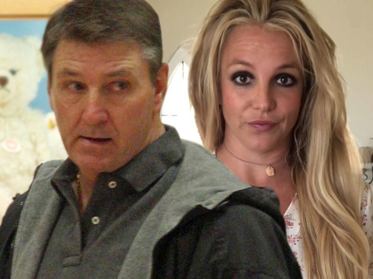 Britney Spears' Dad Jamie Wants 9 States to Know, He's Her Conservator