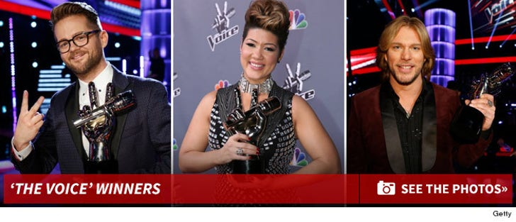 'The Voice' Winners
