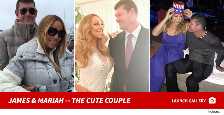Mariah and James - The Cute Couple