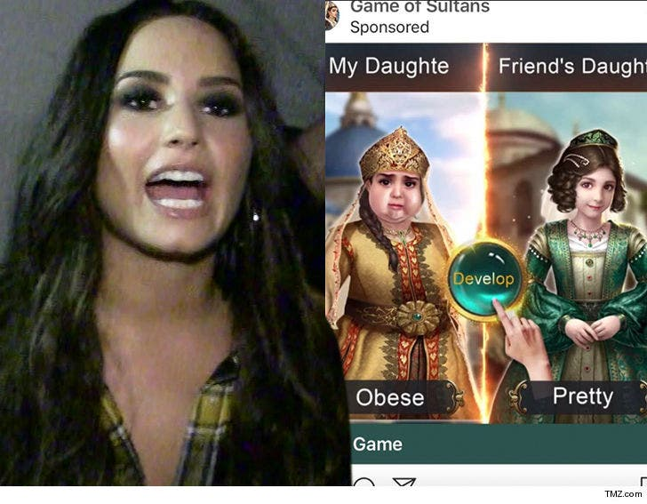 Demi Lovato Rips Instagram For Running Fat Shaming Ads Ig Apologizes